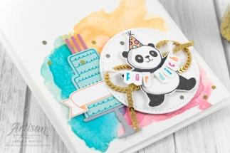 stampin up _ party pandas _ produktpaket grund zum feiern _ aqua painter- aquarell hintergrund _ 4