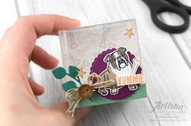 stampin up _ mein lieblingspatz _ framelits rankenrahmen _ transparente mini geschenkschachtel _ 3